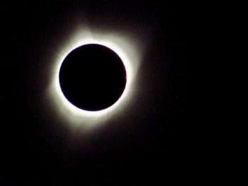 The Eclipse - in case you missed it.